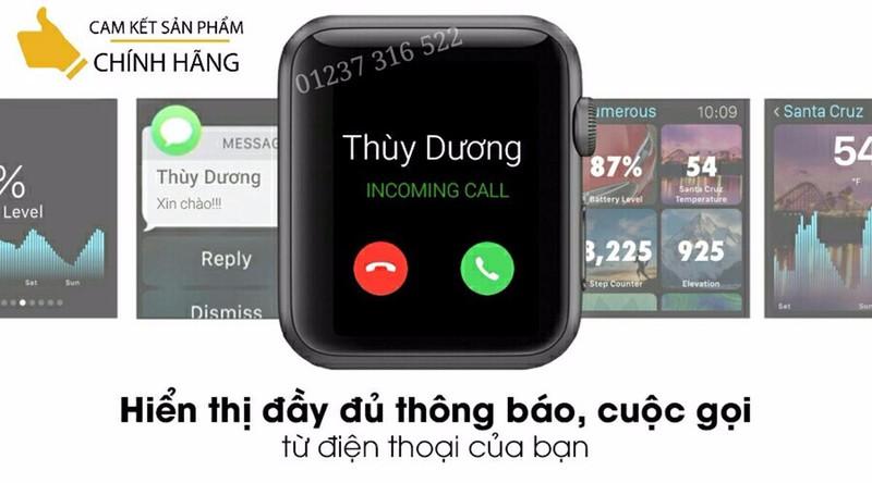 Đồng hồ điện thoại SO-NY nhật bản siêu phẩm full HD mã F-Z9S 6
