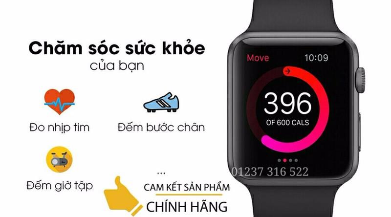Đồng hồ điện thoại SO-NY nhật bản siêu phẩm full HD mã F-Z9S 5