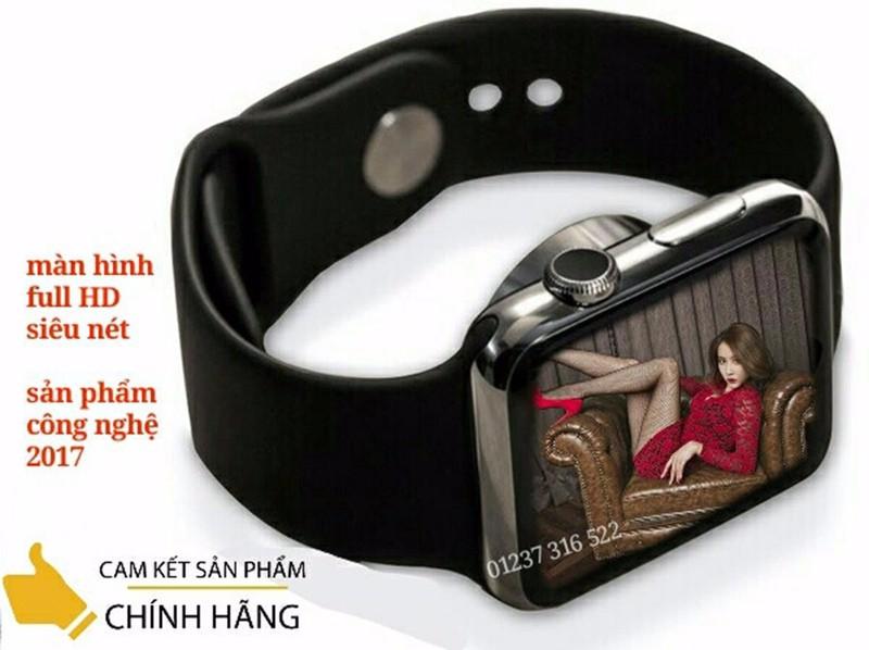 Đồng hồ điện thoại SO-NY nhật bản siêu phẩm full HD mã F-Z9S 1