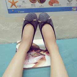 Giày kim tuyến VNXK cho mẹ êm chân thoải mái