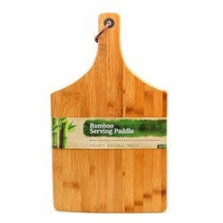 Khay gỗ đựng đồ ăn 45 X 25 X 1.6cm UBL KA0337