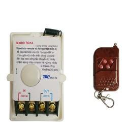 Công tắc điều khiển từ xa tắt mở thiết bị trọn bộ RC1A