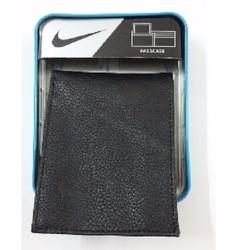 Ví nam NikeGolf Passcase da mềm màu đen