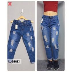 quần baggy Jean 33