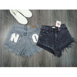Quần short jeans NO _MỎ CHU SHOP