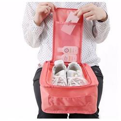 Túi giày du lịch gấp gọn tiện dụng