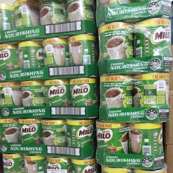 Sữa Milo hàng xách tay Úc