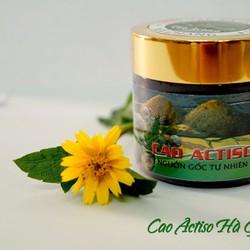 Cao Atiso Hà Giang