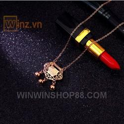 Dây chuyền ổ khóa Lucky DC141 cung cấp bởi WinWinShop88