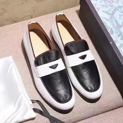 Giày lười nam da mềm,phong cách lịch sự,sang trọng