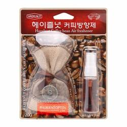 Túi thơm treo xe hương cà phê Hàn Quốc