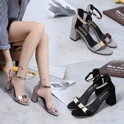 Sandals nữ thời trang, kiểu dáng cá tính, hiện đại-G11446091
