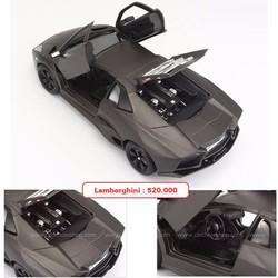 Mô hình xe hơi cao cấp Lamborghini - MH006