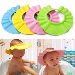 Mũ chặn nước gội đầu cho bé