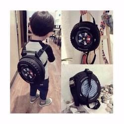 Ba lo bánh xe cho bé đi học