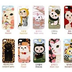 Ốp lưng Miracle Choochoo Cat iPhone 4