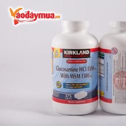THUỐC BỔ XƯƠNG KHỚP GLUCOSAMINE 375 VIÊN