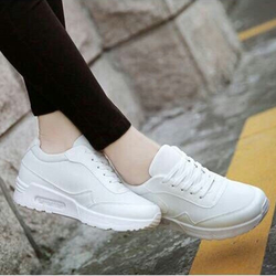 Giày sneaker nữ độn đế
