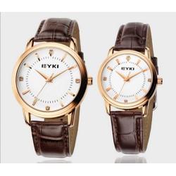 Đồng hồ đeo tay thời trang nữ EYKI E1 nâu