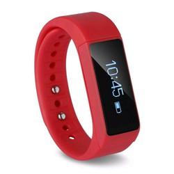 Đồng hồ vòng tay thông minh I5 Plus đỏ