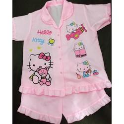 Pijama Thái kitty