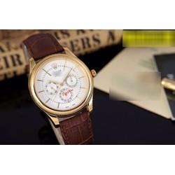 Đồng hồ nam dây da RL T011350