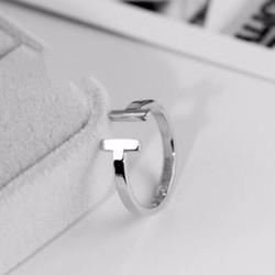 Nhẫn ti tan nữ cao cấp đẹp giá rẻ - TC038