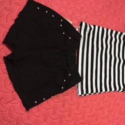 sét áo quần cho bé gái