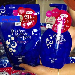 Shiseido Perfect Bubble - made in Japan