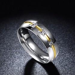 Nhẫn Nam đẹp Phong cách