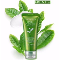KEM TRẮNG DA BẬT TONE GREEN TEA MAGIC WHITENING CREAM