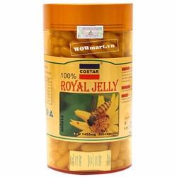 Sữa ong chúa Costar Royal Jelly 1450mg 365 viên Wowmart VN