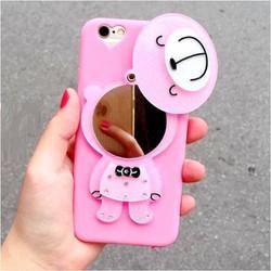 Ốp lưng Iphone 5 5S hình gấu