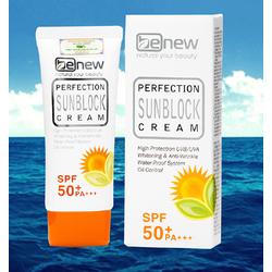 kem chống nắng làm trắng da Benew Perfection Sunblock Cream 50ml