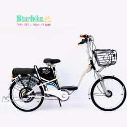 Xe đạp điện Starbike  khung sườn inox
