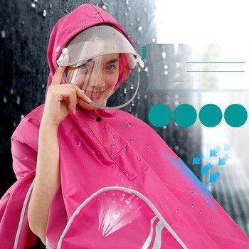 Áo mưa tiện dụng xe máy