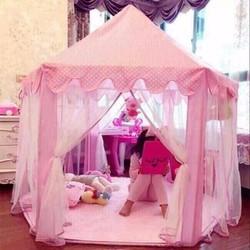 Lều công chúa hồng 02