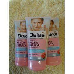 Sữa rửa mặt Balea Reinigung Peeling Maske 3 in 1 Đức