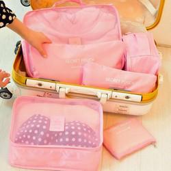 Bộ 6 túi du lịch