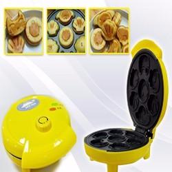 Máy làm bánh hình thú TỐT+TẶNG 1 ĐÈN USB 3 led giá 18.000 đồng