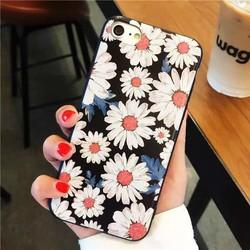 Ốp lưng IPHONE 5, 5S hoa cúc