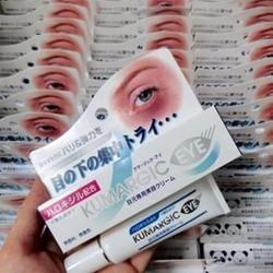 Kem trị quầng thâm mắt Kumargic Nhật