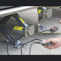 Thiết bị nâng gầm sửa chữa ô tô 5 tấn