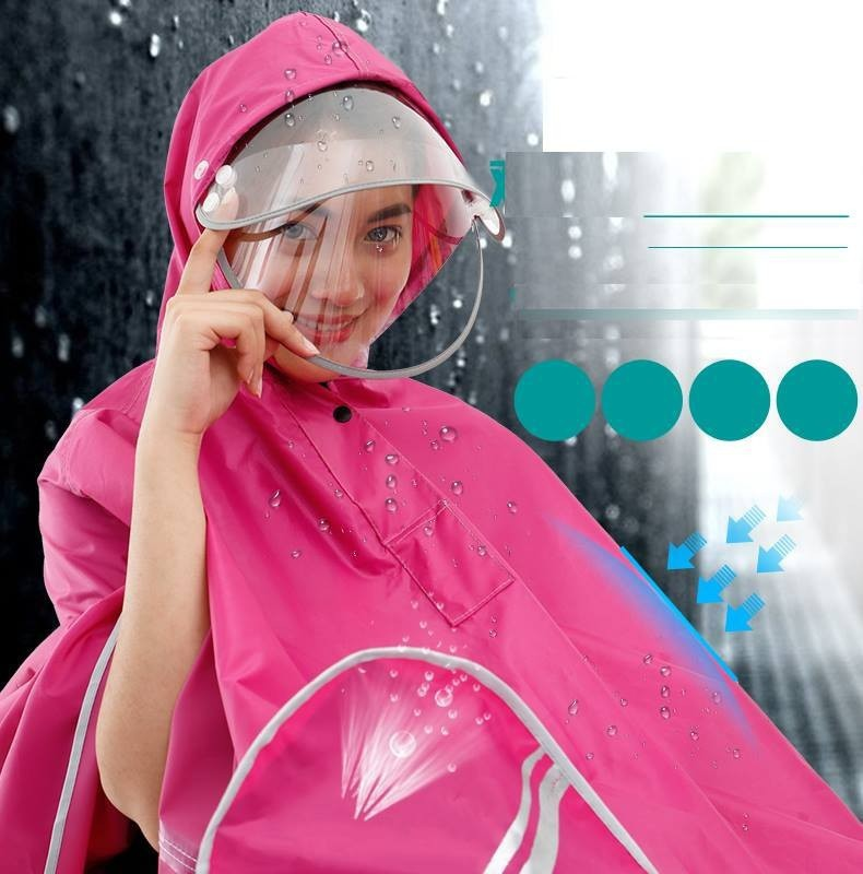 Áo mưa tiện dụng xe máy 2