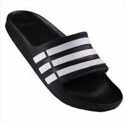 Adidas Black Duramo Slide Flip Flops G15890