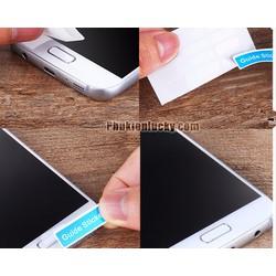 Bộ 12 miếng dán bảo vệ nút home điện thoại samsung. galaxy s6 edge