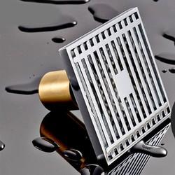 Phễu thoát sàn chống mùi hôi cao cấp NX557