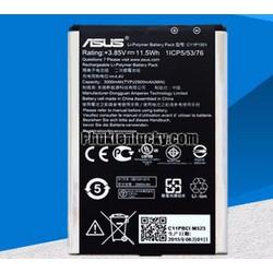 Pin Zenfone 2 laser ZE601KL,ZE550kl,zenfone selfie ZD551KL