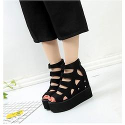 Giày sandal cá tính phong cách Hàn Quốc S065D