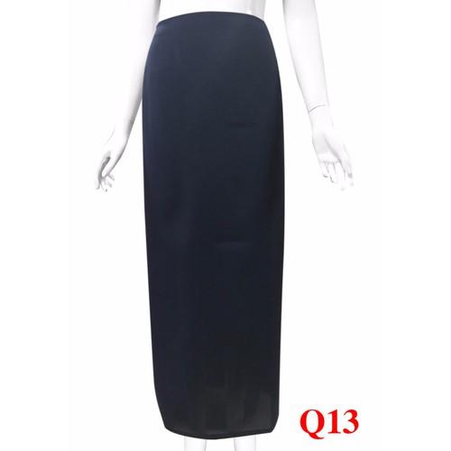 Váy chống tia uv queen-nền xanh than